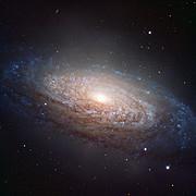 A spiral galaxy in Leo