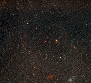 Wide-field view of the sky around the star HD 85512