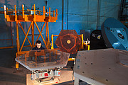 E-ELT mirror segments under test