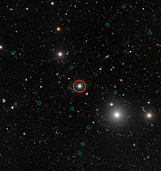 Dark galaxies spotted for the first time (annotated)