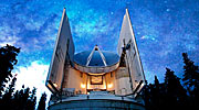 SMT (Submillimeter Telescope) all'Arizona Radio Observatory