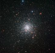 El cúmulo globular de estrellas Messier 4