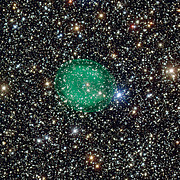 ESO's VLT images the planetary nebula IC 1295