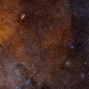 Wide-field view of the sky around SDC 335.579-0.292
