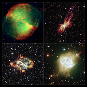 A gallery of bipolar planetary nebulae