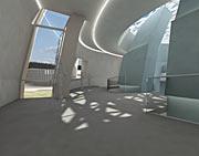 O novo planetário e centro de exposições na Sede do ESO
