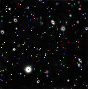 MUSE ser på Hubble Deep Field South