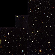 Hubble Deep Field South — Mangedoblet vindue til Universet