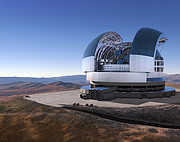 ESO signs largest ever ground-based astronomy contract for ELT dome and telescope structure