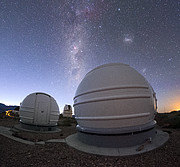 The ExTrA telescopes at La Silla