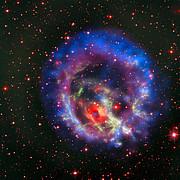 Ein isolierter Neutronenstern in der Kleinen Magellanschen Wolke