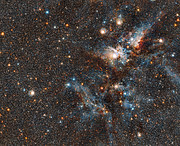 A wider view of the Carina Nebula