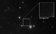 Localizando Gaia para mapear a Via Láctea (anotada)