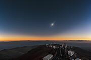 Solar Eclipse in La Silla 2019