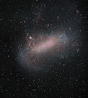 The Large Magellanic Cloud revealed by VISTA