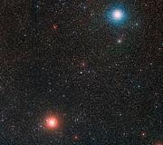 Le ciel autour de NGC 2899