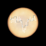 Phosphine signature in Venus's spectrum
