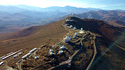 Position des Test-Bed Telescope 2 auf La Silla