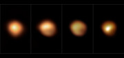 Betelgeuse's surface before and during its 2019–2020 Great Dimming