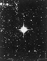 Bright supernova in the LMC