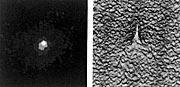 Comet Halley at 1,250 million kilometres