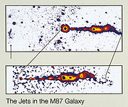 "First Optical Images of the ""Invisible"" Counter-Jet in Giant Galaxy M87"