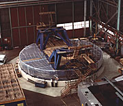 Early construction on VLT