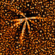Seven jets in comet Hale-Bopp