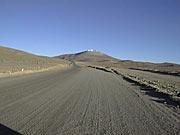Paranal access road