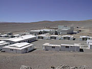 Paranal Base Camp