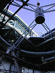 Unit Telescope 1 Structure
