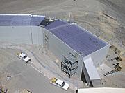 VLT Control Building