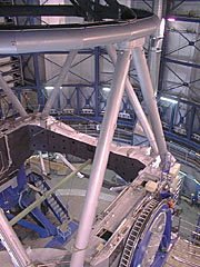 Construction of VLT UT2