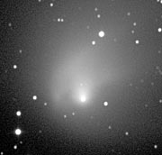Observations of Comet Hale-Bopp from La Silla