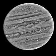 A VLT Snapshot of Jupiter