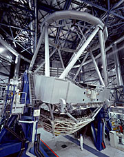 Wide-angle View of VLT UT1
