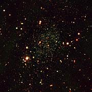 Dwarf galaxy Antlia