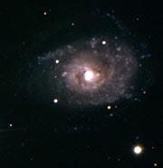 Spiral Galaxy IC 4248