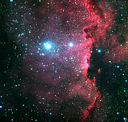 Star-forming Region RCW 108 in Ara