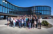 Día de las Niñas en la Sede Central de ESO en 2014