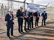 Inauguration of the Armazones Substation