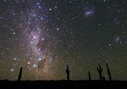 En natt i Atacamaöknen