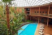 Die Paranal Residencia der  ESO im Jahr 2012
