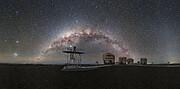 Tocando el arco del espacio