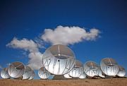 Bold ALMA antennas