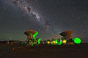 ALMA-antennes