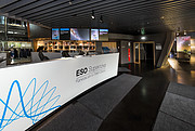 Reception at the ESO Supernova