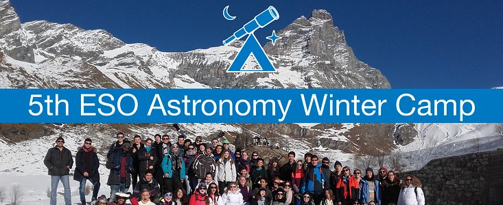 5th ESO Astronomy Camp