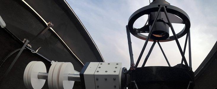 ESO og ESAs  56-cm Test-Bed Teleskop (TBT)