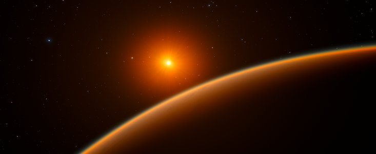 Beboelig jordlignende exoplanet